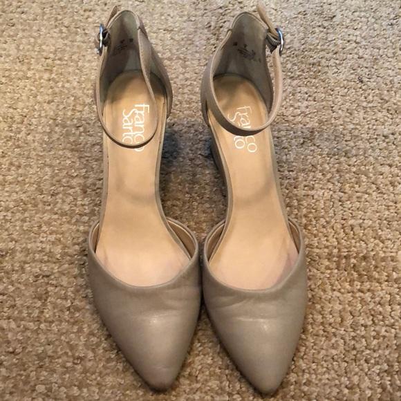 b50080c88763 Franco Sarto Shoes - Franco Sarto closed toe wedges